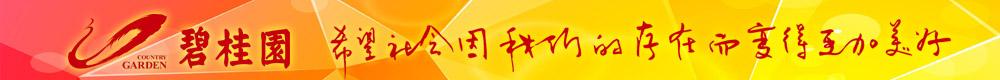 碧桂园广告
